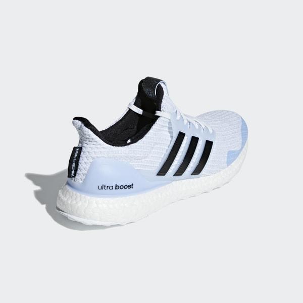 adidas x Game of Thrones White Walker Ultraboost Shoes White | adidas Australia