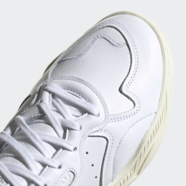 Кроссовки Supercourt RX Crystal White / Chalk White / Raw White EF1894