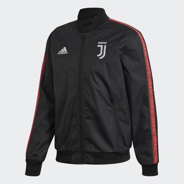 newest new photos quality design adidas Juventus Turin Anthem Jacke - Schwarz | adidas Deutschland