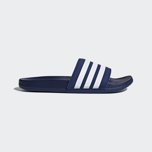 adidas Adilette Comfort Slides - Blue | adidas Finland