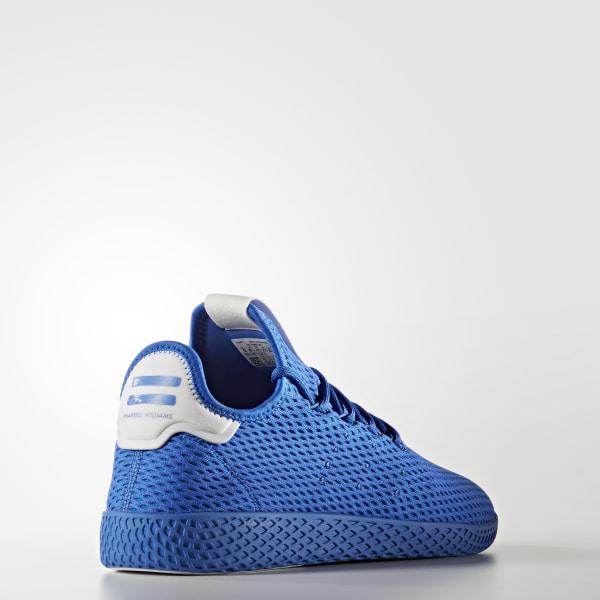 adidas Hommes Pharrell Williams Tennis Hu Shoes Blue | adidas Canada