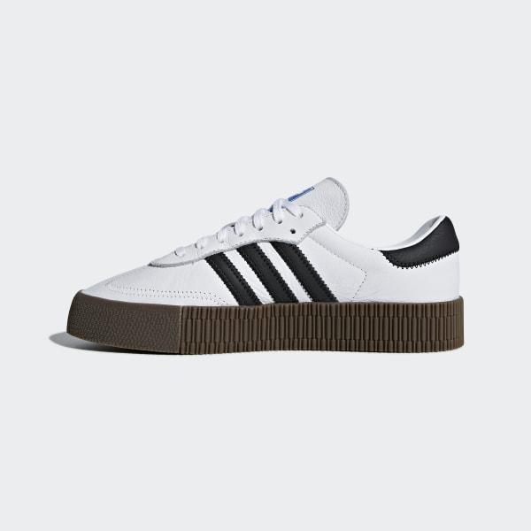 adidas SAMBAROSE Shoes White | adidas US
