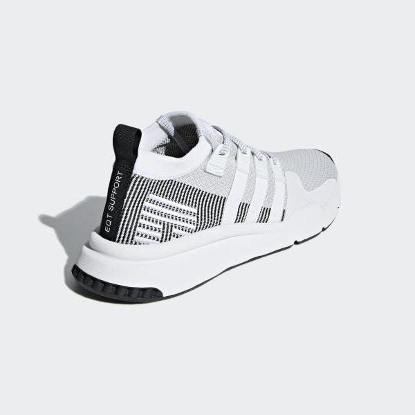 EQT Support Mid ADV Primeknit Shoes Cloud White / Cloud White / Grey One BD7779