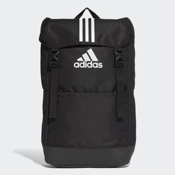 Original Adidas 3-Stripes Backpack Rucksack Gym//Sports//School Bag Black Free P/&P