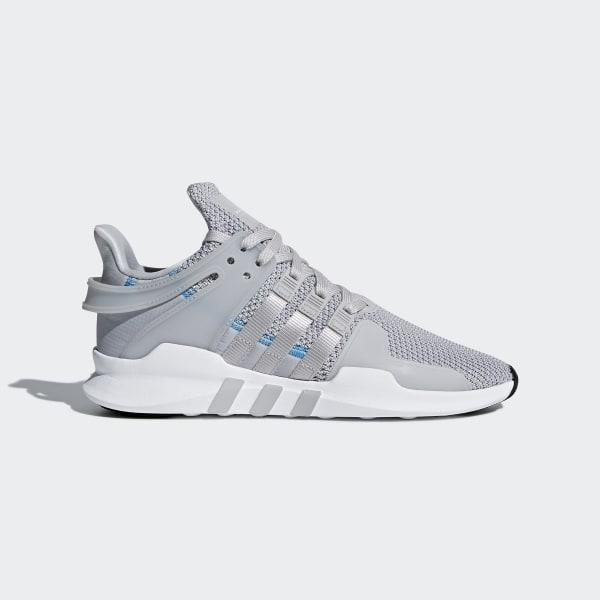 adidas eqt support adv white blue