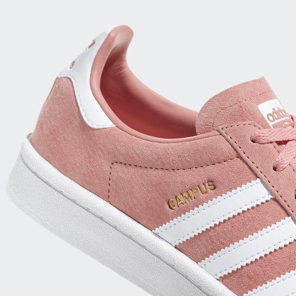 adidas campus rosadas