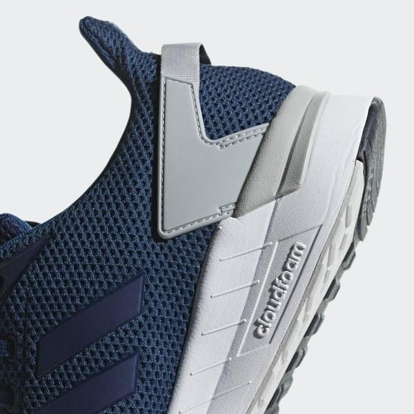 adidas Mens Questar Ride Neutral Running Shoes Dark BlueDark BlueGrey Two