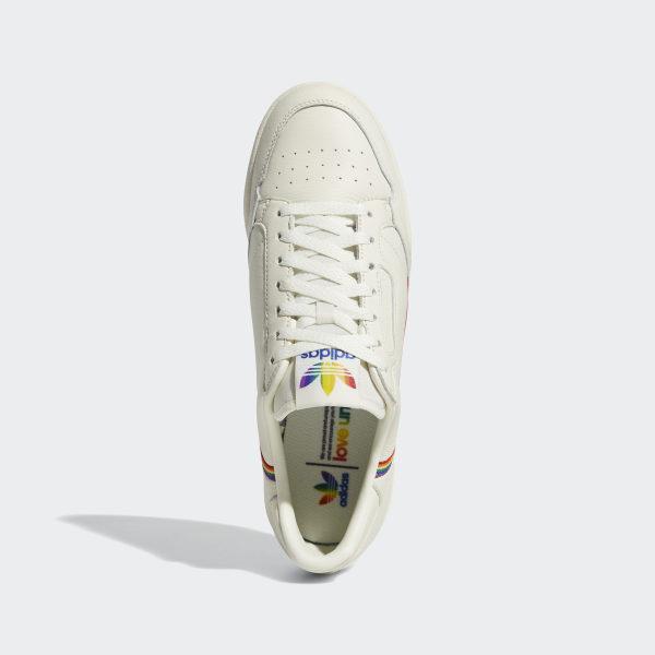 Scarpe Continental 80 Pride - Bianco adidas | adidas Italia