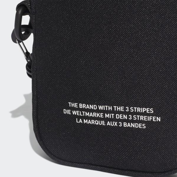 adidas Damen Festival Bag Umhängetasche, Schwarz (Negro