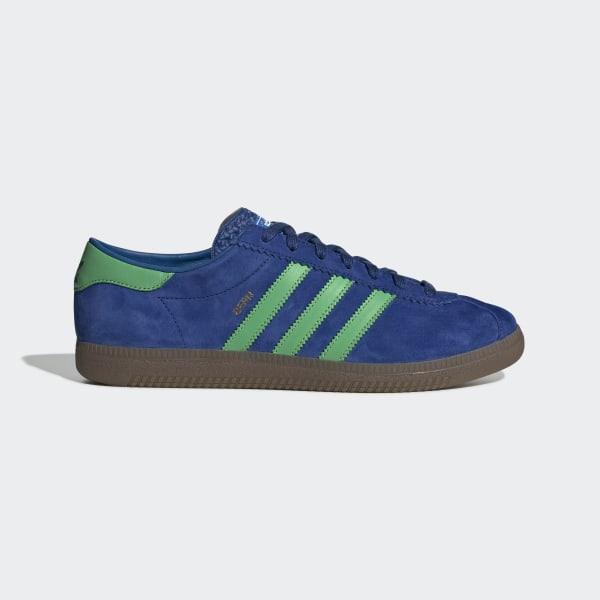 Chaussures de haute qualité Adidas Jeans 'Bern' Bleu