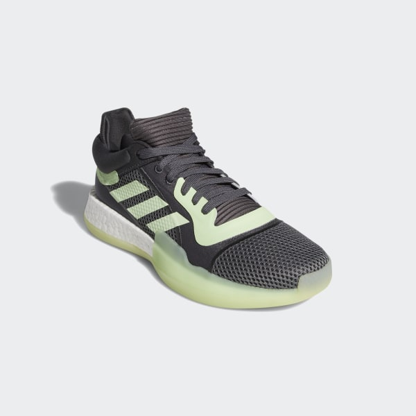 Details about adidas Marquee Boost Low Mens Carbon Basketball Sneakers Sport Shoes G26214