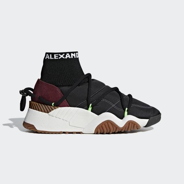 adidas Originals by AW Puff Trainer Shoes Black   adidas Turkey