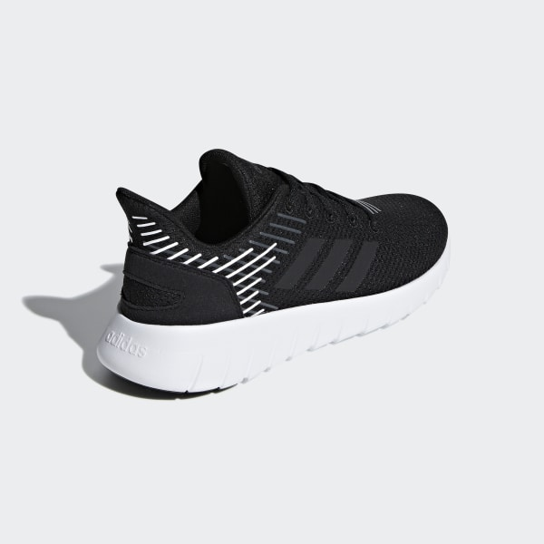 shoes adidas Performance Asweerun Core BlackCore Black