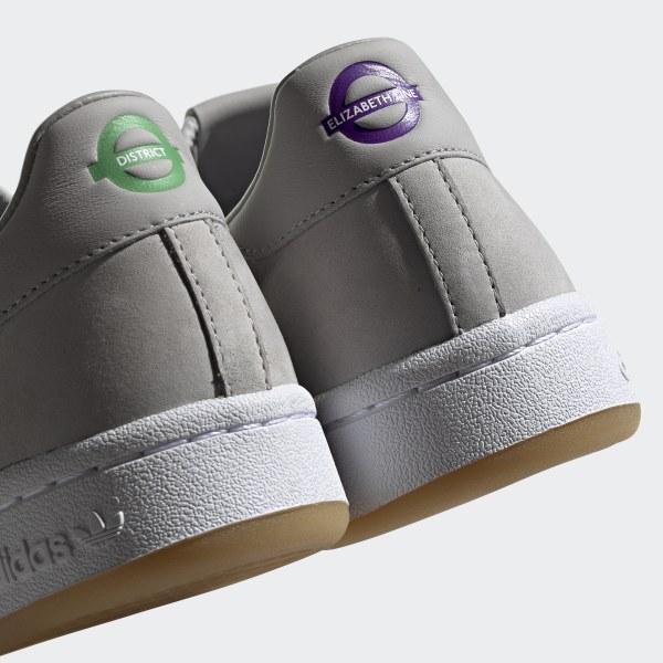 adidas Originals x TfL Continental 80 Schuh Grau | adidas Deutschland