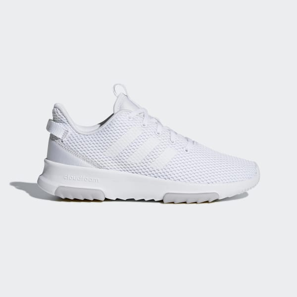 adidas Cloudfoam Racer TR Shoes White | adidas US