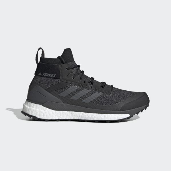 adidas Terrex Free Hiker Hiking Shoes Black | adidas Canada