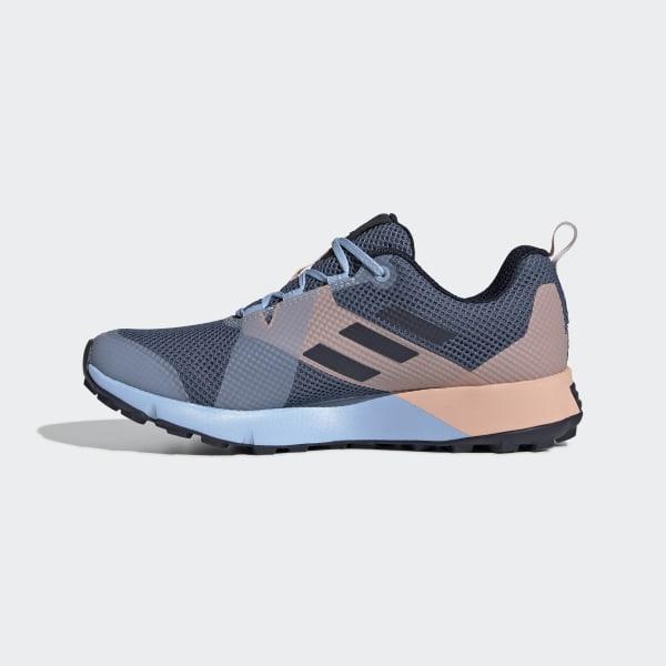 Blau Adidas Terrex Two Gtx Damen Outdoor Schuhe Austria
