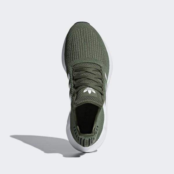 adidas Swift Run Schuh Grün | adidas Deutschland