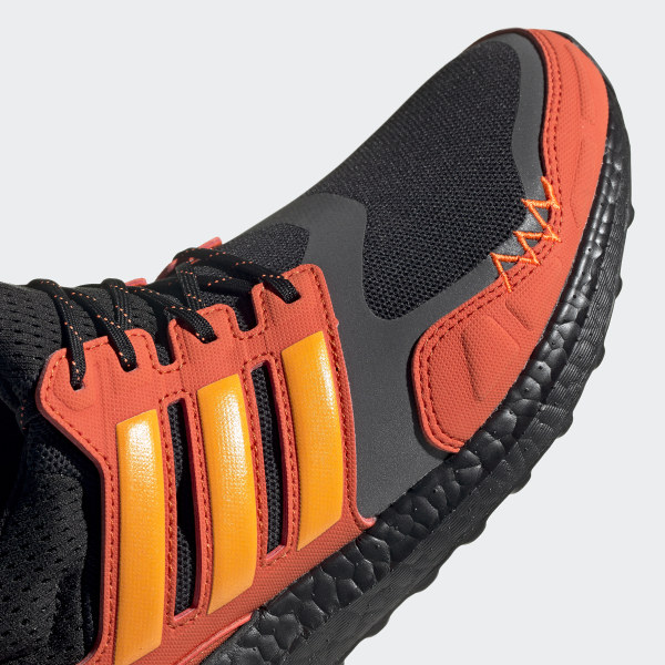 adidas Ultra Boost S&L Black Orange