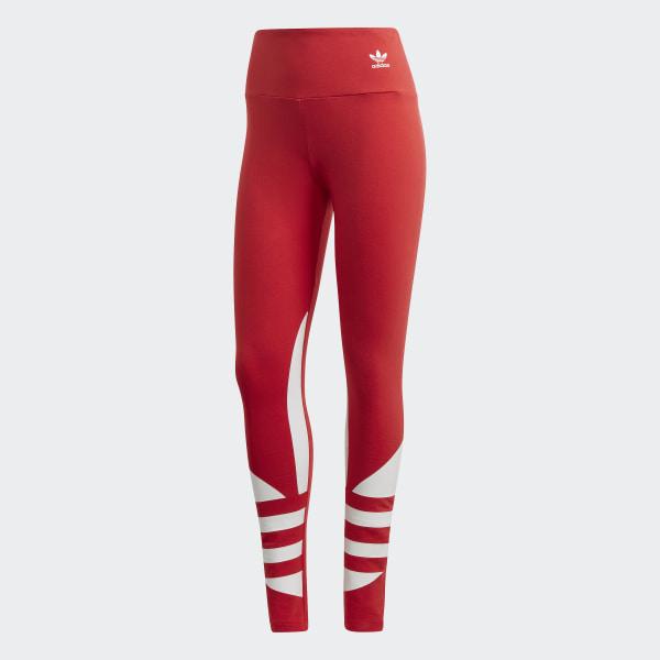 Tight Large Logo Rouge adidas | adidas Switzerland