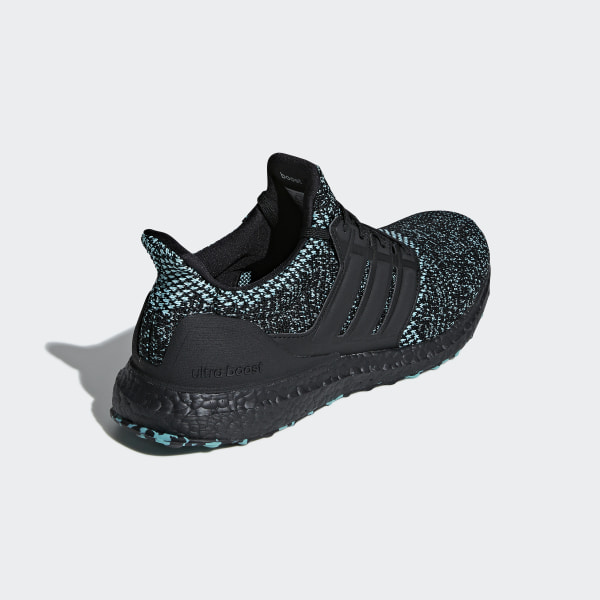 adidas ultra boost black green