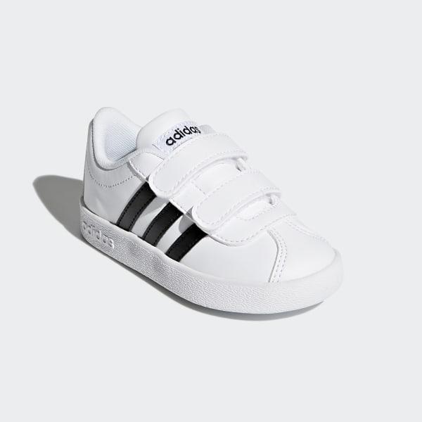 adidas VL Court 2.0 Schuh - Weiß | adidas Deutschland