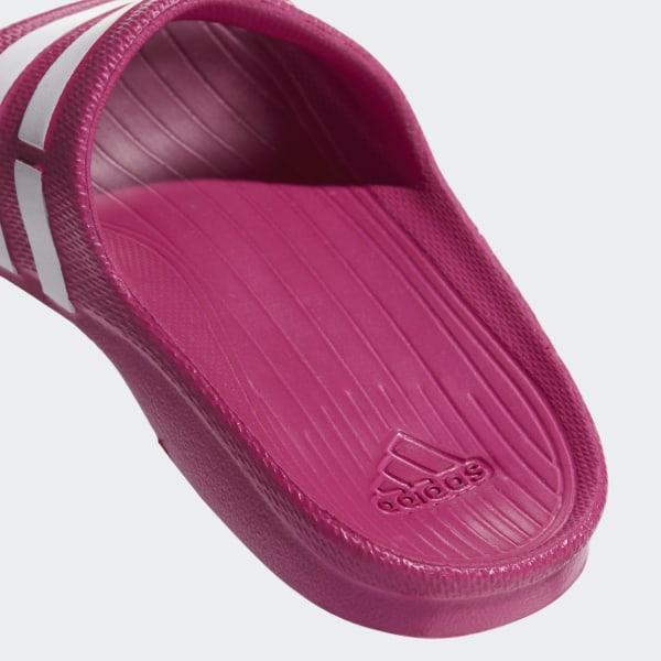 adidas duramo rosa chinelo