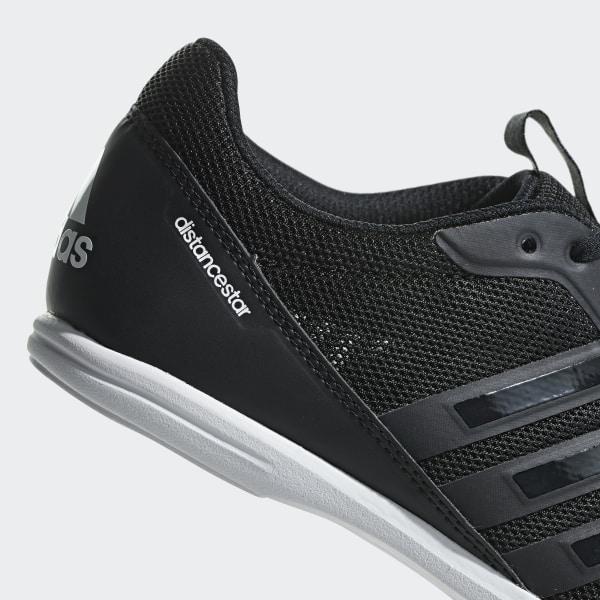 adidas Distancestar Spike Schuh Schwarz | adidas Austria