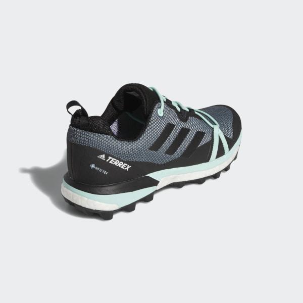 adidas Terrex Skychaser LT GTX Shoes Women ash grey core black clear mint