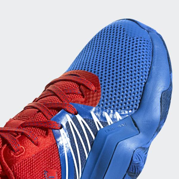 adidas D.O.N. Issue #1 Schoenen Blauw | adidas Officiële Shop