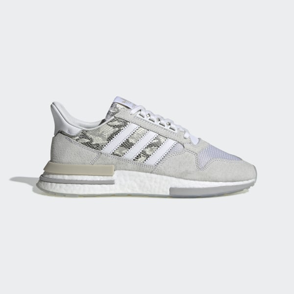 ZX 500 RM Schoenen Beige / Cloud White / Cloud White BD7873
