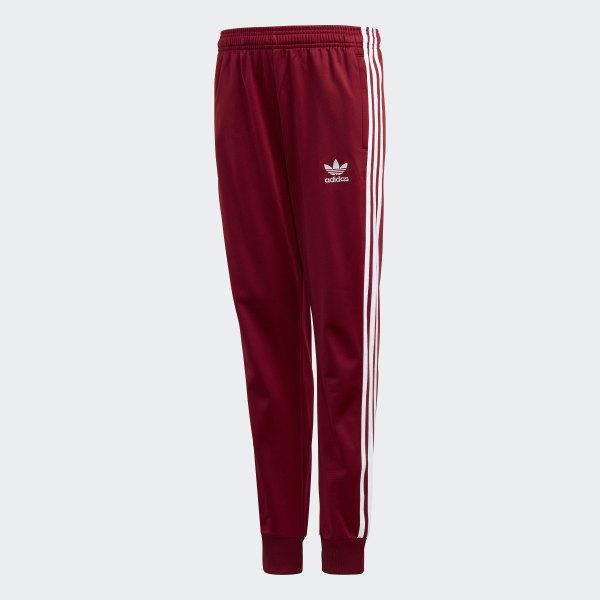 Pantaloni SST Bordeaux adidas   adidas Italia