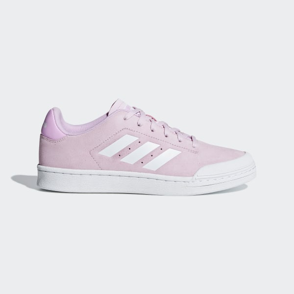 Chaussure Court 70s Rose adidas   adidas France