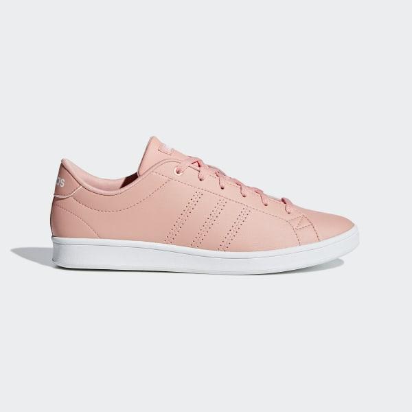 Zapatillas Advantage Clean QT Rosado adidas | adidas Chile