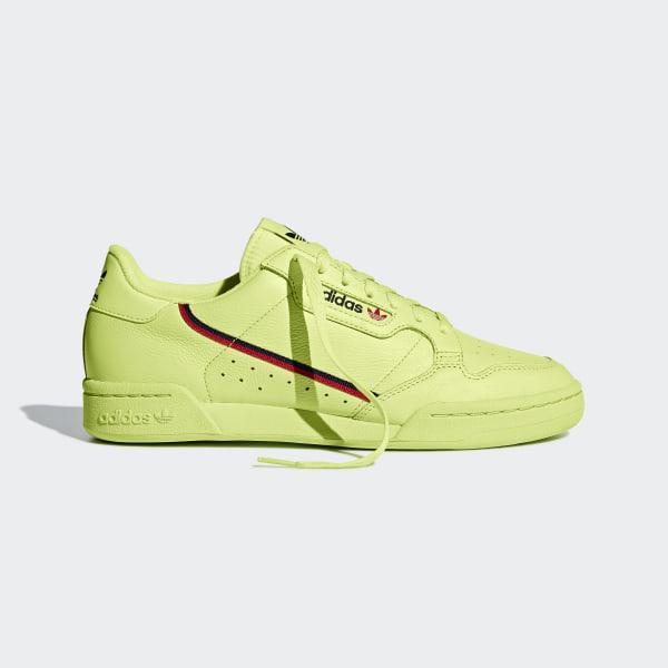 Deutschland Gelbadidas adidas 80 Schuh Continental Y6m7bfgIyv
