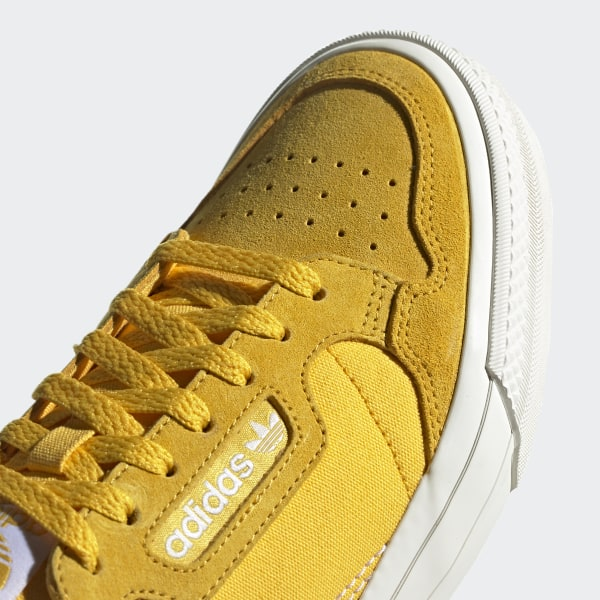 adidas Continental Vulc Schuh Gold | adidas Deutschland