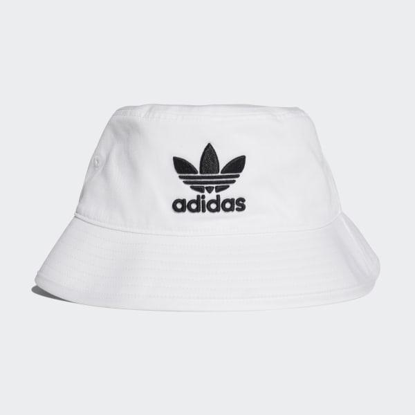 Cappellino Adicolor Bucket Bianco adidas | adidas Italia