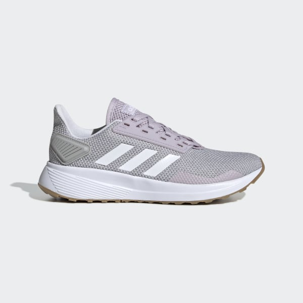adidas Mens Cloudfoam Ultimate Neutral Running Shoes GreyGreyOnix