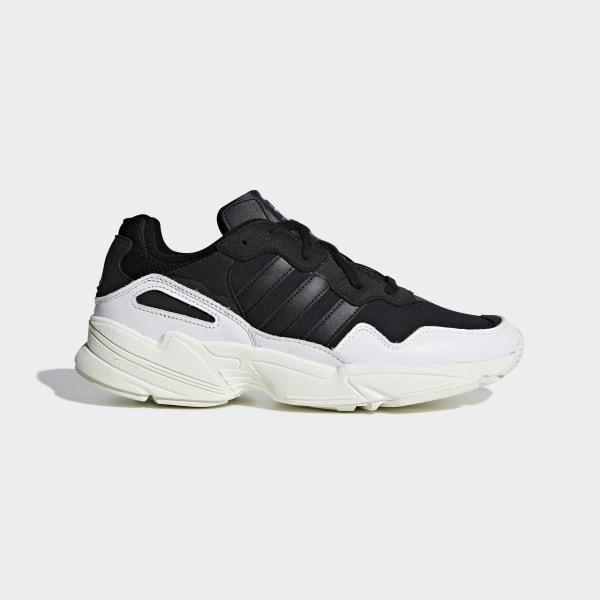 buty temperamentu klasyczne buty sprzedaż obuwia adidas Yung-96 Shoes - Czerń | adidas Poland