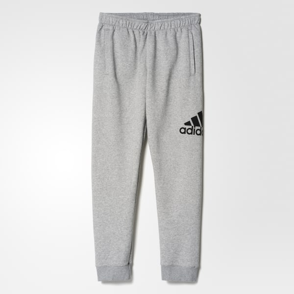 really cheap uk store best sale adidas Sport Essentials Logo Pants - Grey | adidas Australia