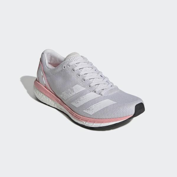adidas adizero Boston 8 Schoenen Grijs   adidas Officiële Shop