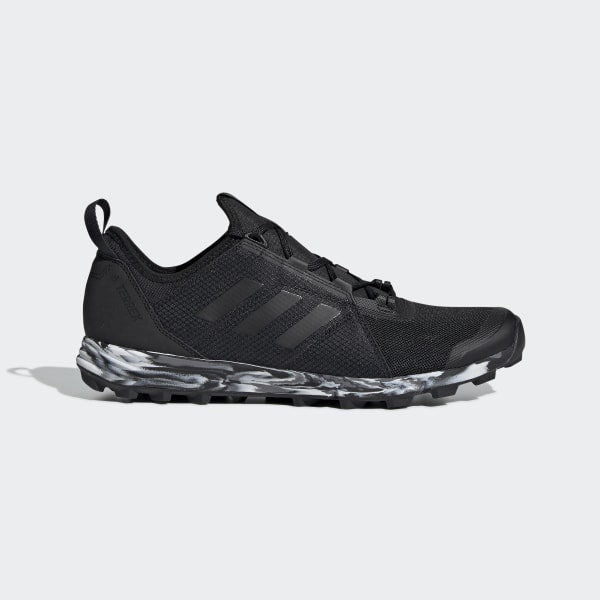 adidas Terrex Agravic Speed Shoes Black | adidas UK