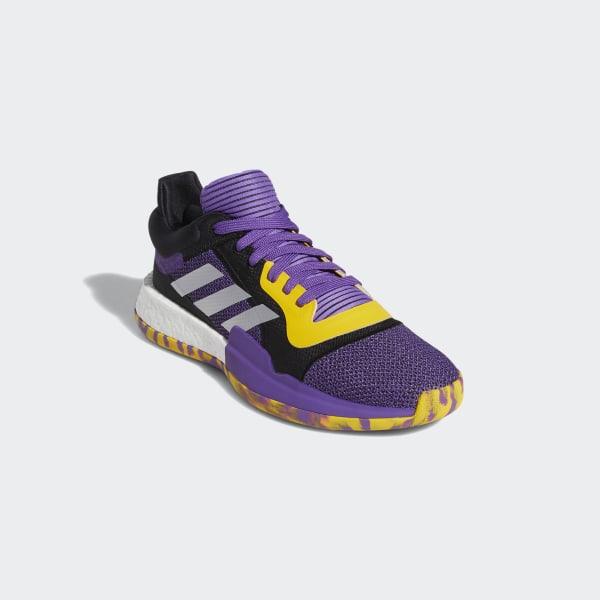 Adidas Crazylight Boost Low 2016 Schuh grau | Adidas