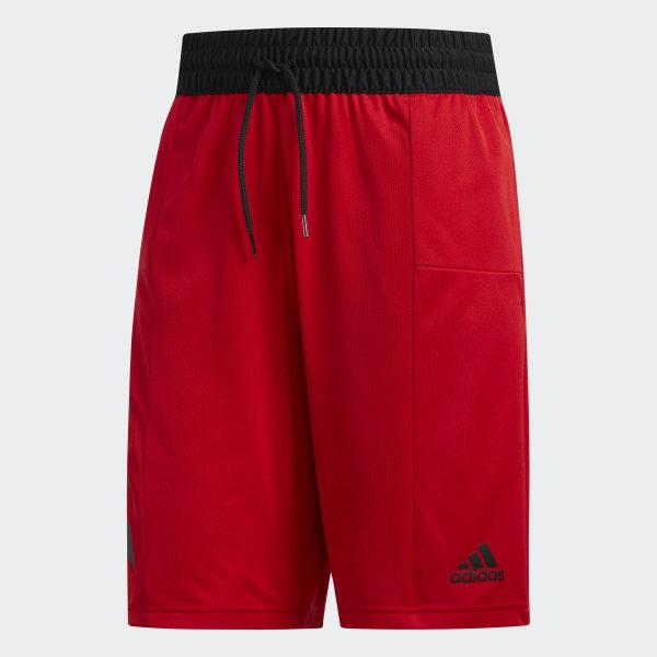 adidas Short Sport 3 Stripes rouge   adidas Canada