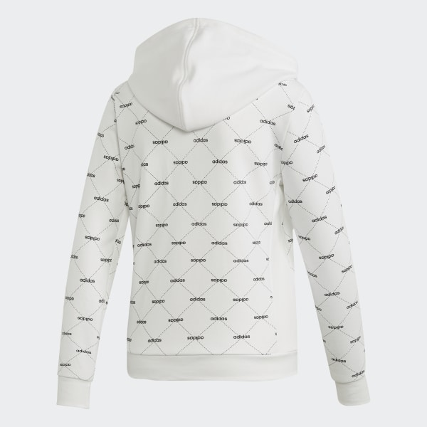 schön Sweatshirts & Jacken ADIDAS weiss Fällt normal aus