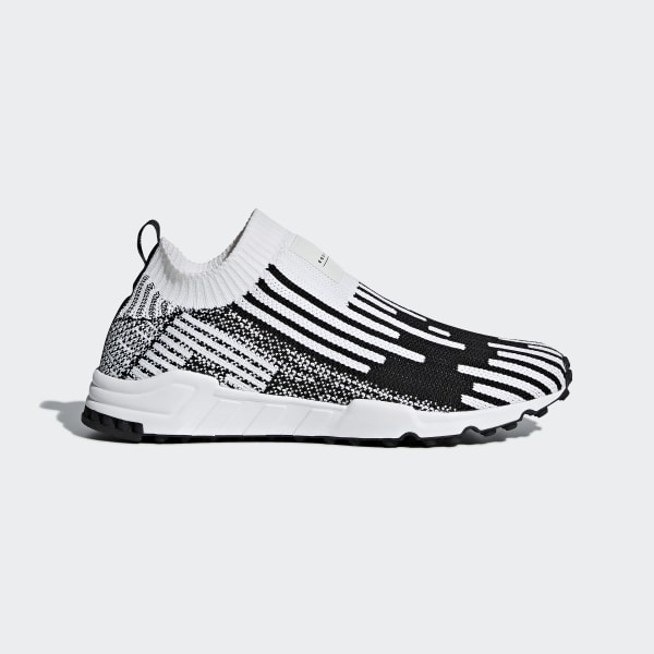 adidas EQT Support Sock Primeknit Shoes White | adidas US