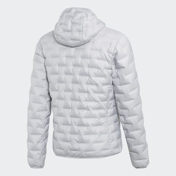 adidas Terrex Light Down Jacket Grey | adidas US