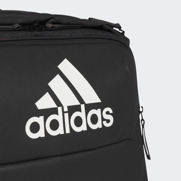 Sac de sport à roulettes petit format Noir adidas | adidas France
