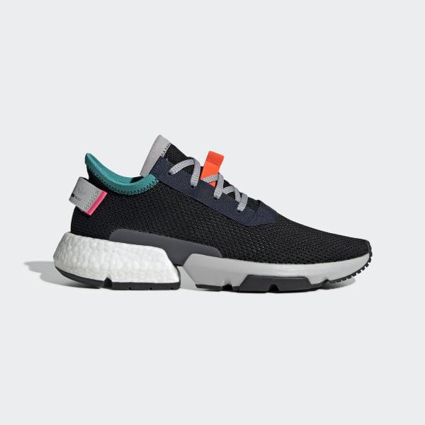 Caucho Mojado repetición  adidas POD-S3.1 Shoes - Black | adidas Singapore