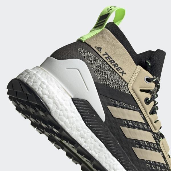 Scarpe da hiking Terrex Free Hiker Beige adidas | adidas Italia